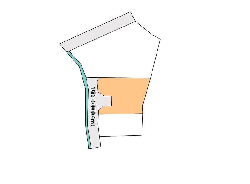 物件番号:20772 吉敷赤田4丁目・売り土地